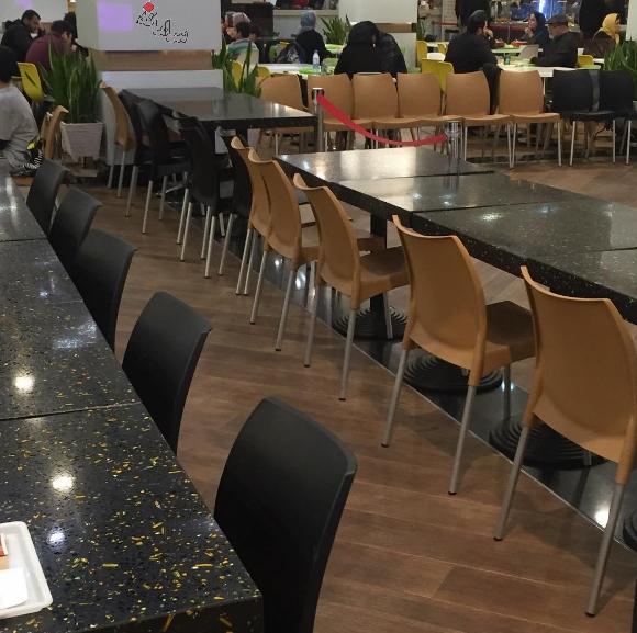 اداری-تالار ، رستوران ، کافی شاپ